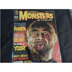 FAMOUS MONSTERS OF FILMLAND #222