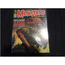 FAMOUS MONSTERS OF FILMLAND #240