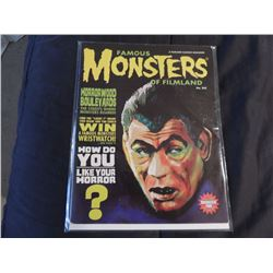 FAMOUS MONSTERS OF FILMLAND #243
