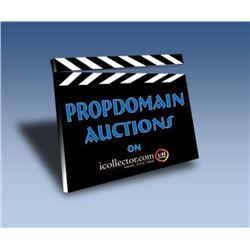 001 ONLY 13% TO CONSIGN YOUR PROPS FOR OUR NEXT AWESOME AUCTION!