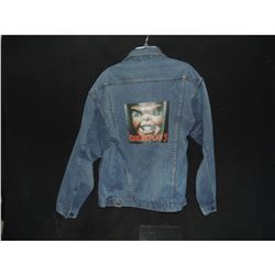 CHILD'S PLAY 3 VERY RARE CAST & CREW JACKET