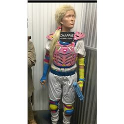 CHAPPIE YOLANDA COMPLETE SCREEN USED WARDROBE
