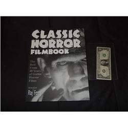 CLASSIC HORROR BOOK BY FAMOUS MONSTERS #3