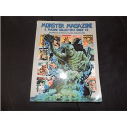 FAMOUS MONSTERS MONSTER MAGAZINE PRICE GUIDE