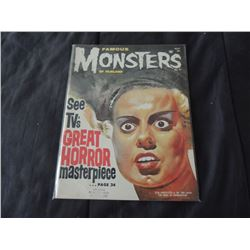 FAMOUS MONSTERS OF FILMLAND #017