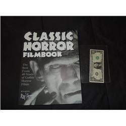 CLASSIC HORROR BOOK BY FAMOUS MONSTERS #4