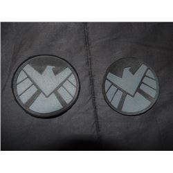 AVENGERS THE SHIELD PAIR OF UNIFORM PATCHES
