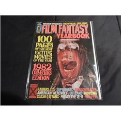 FAMOUS MONSTERS OF FILMLAND 82 YEARBOOK