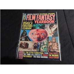 FAMOUS MONSTERS OF FILMLAND 83 YEARBOOK