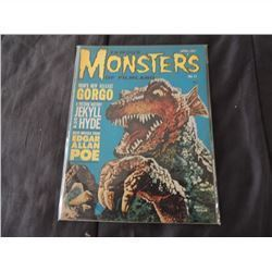 FAMOUS MONSTERS OF FILMLAND #011