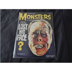 FAMOUS MONSTERS OF FILMLAND #016