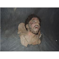 SEVERED ROTTEN BLOODY ZOMBIE HEAD A GRADE 09 THE STRAIN