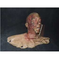 SEVERED ROTTEN BLOODY ZOMBIE HEAD A GRADE 11 THE STRAIN