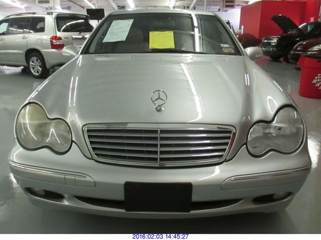 2002 mercedes benz c320 for Mercedes benz c320