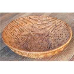 "6"" northwest Indian basket"