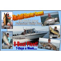 Saiff Fishing Trip for 4