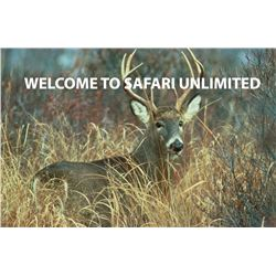 SUW Missouri Whitetail Archery for 2