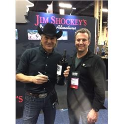 Max Wines Magnum Signed Jim Shockey