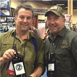 Max Wines Magnum Signed Tom Miranda