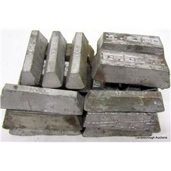 20 LBS SOFT LEAD INGOTS