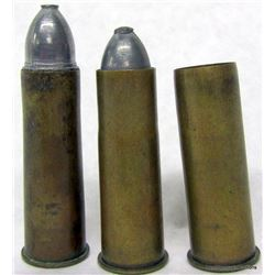 2 RNDS 577 SNIDER AND ONE BRASS