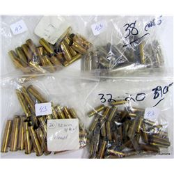 BOX LOT BRASS
