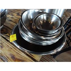 S/S Mixing Bowls (12)