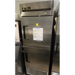 True S/S Rolling Over/Under Refrigerator - Tested to 44deg