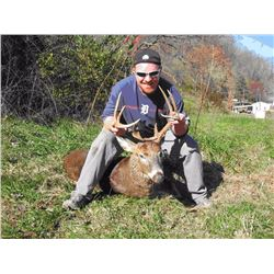 5-Day Illinois Archery/Crossbow whitetail deer hunt for 2 hunters
