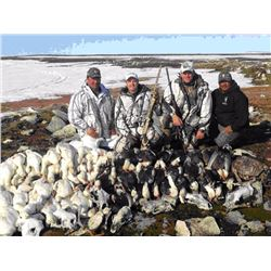 2 Day Ontario Waterfowl hunt for 4 hunters