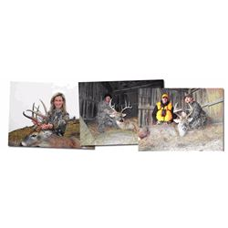 5-Day Kansas Muzzleloader Whitetail Deer Hunt for 1 hunter