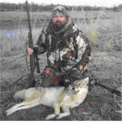 3-Day Kansas Predator Hunt for 2 hunters
