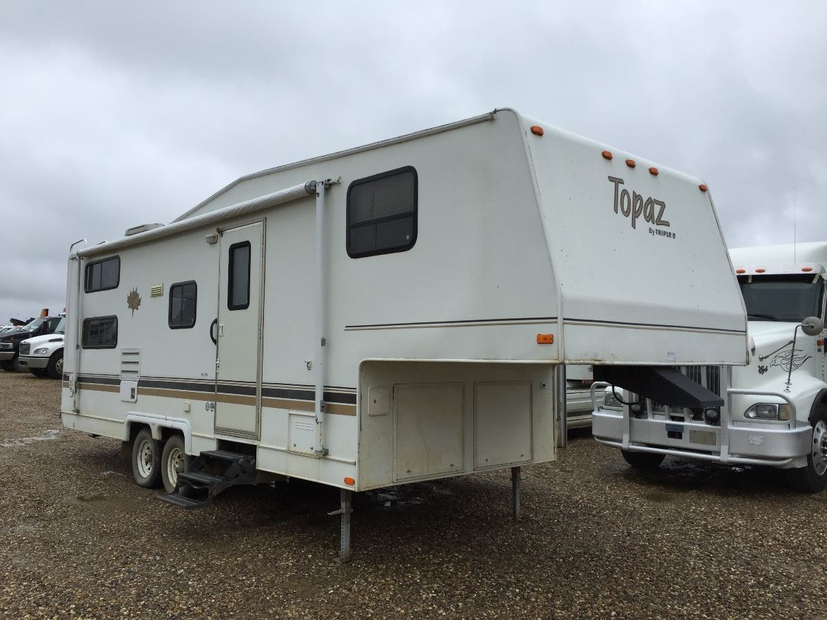 Travel Trailer Auctions