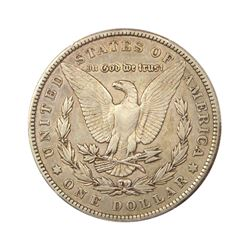 1903 $1 Morgan Silver Dollar XF Raw