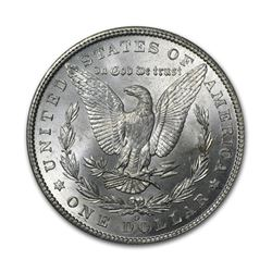 1904-O $1 Morgan Silver Dollar Uncirculated