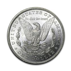 1879-S $1 Morgan Silver Dollar AU
