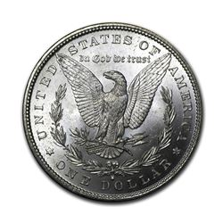 1883-S $1 Morgan Silver Dollar AU