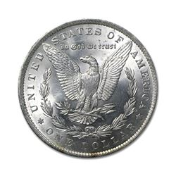1884 $1 Morgan Silver Dollar Uncirculated