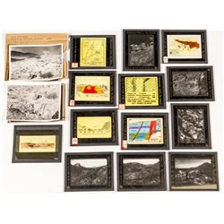 Silver Bell Mining Photographic Negatives and Glass Slides