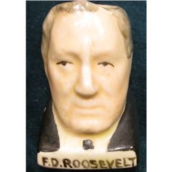 Franklin D. Roosevelt, American statesman, was a political leader who served as the 32nd President o