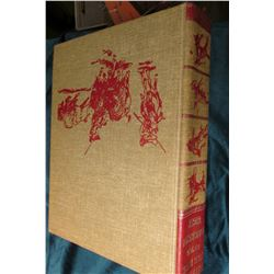 """The Book of the American West"", published by Julian Messner, Inc., New York, hardbound, c.1963, 608"