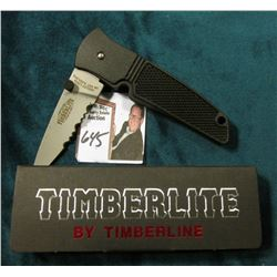 Timberline USA Made Knife New w/Warranty Papers