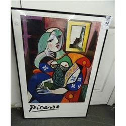 Picasso Print
