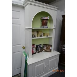 Painted 2 Door Cabinet