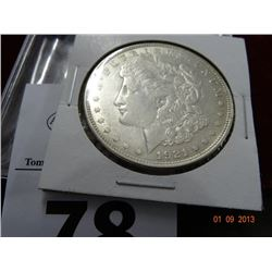 1921-D Silver Morgan Dollar