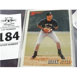 1993 Derek Jeter Rookie Card