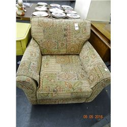 Padded Arm Chair