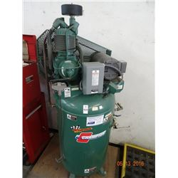 Champion 80 Gallon Air Compressor - 3 PH - 5 HP