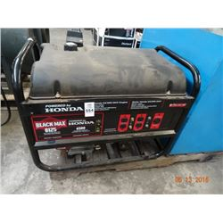 Honda 6500 Watt Gas Generator - No Shipping