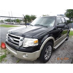 2007 Ford Eddie Bauer Exped. El 8-Pass. LWB Suv